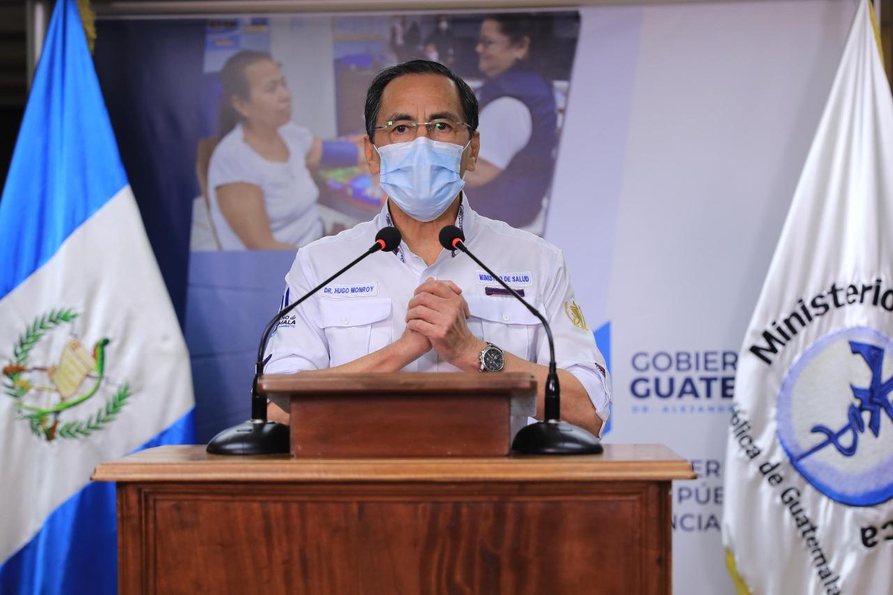 Acción Ciudadana pide al MP solicitar el retiro de antejuicio al Ministro de Salud