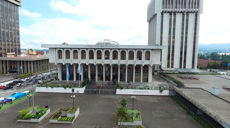 Sindicato del Organismo Judicial denuncia que no se acatan protocolos sanitarios