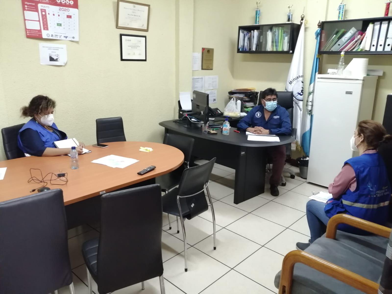 PDH denuncia lentitud en el caso de maquila en San Miguel Petapa